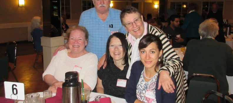 Mississauga Writers Group visits the Writers & Editors Network Breakfast